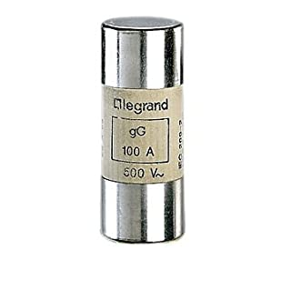 Legrand 015397 Sicherung 22X58Mm 125A
