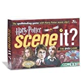 Scene It? Harry Potter DVD Game by Screenlife