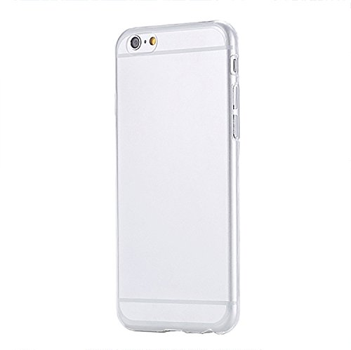THEVERY® - Custodia Smart case iPhone 6 plus Premium Lusso Fodero Cellulare Cover Guaina - cuoio PU nero Custodia trasparente ultra sottile