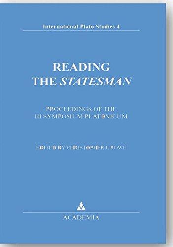 reading-the-statesman-proceedings-of-the-iii-symposium-platonicum-international-plato-studies
