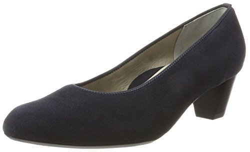 ara Damen Knokke Pumps, Blau (Blau), 40 EU (6.5 UK)