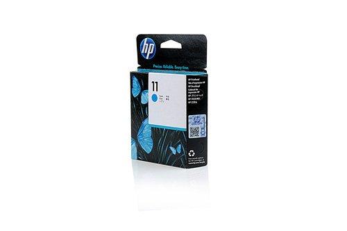 HP Original C4811A / 11, für DesignJet 111 Premium Drucker-Patrone, Cyan, 24000 Seiten, 8 ml (Drucker 111 Hp Designjet)