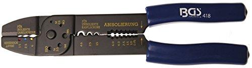 Bgs Pince de serrage pour cosse, 235 mm, 418