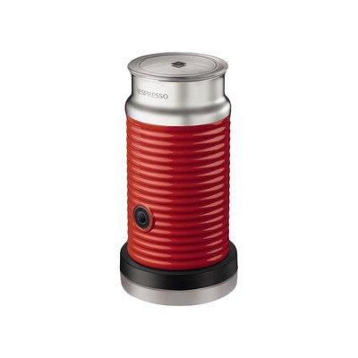 Nespresso Aeroccino 3 Mousseur à Lait Rouge