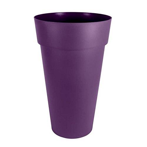 EDA Plastiques 13637 VI.PR SX2 Toscane Vase 48 x 80 cm XXL