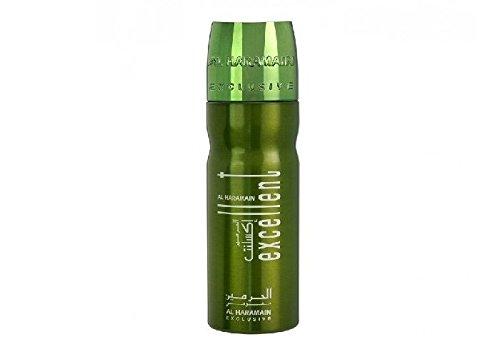 Excellent Green 200ml Al Haramain orientalisch arabisch oud misk musk moschus -