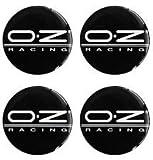 OZ Racing ★4 Stück★55mm Aufkleber Emblem für Felgen Nabendeckel Radkappen