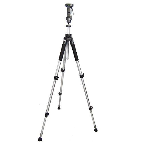 DynaSun wt666Professional Stativ Heavy Duty/wt010h Head Kit mit 3-Wege-System/wt011h Action Ball für Kamera und Video (Heavy-duty-video-stativ)