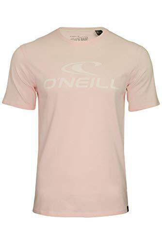 O'Neill Tees S/SLV T-Shirt für Herren L Rosa (Barely Pink) Shirts & Hemden, -