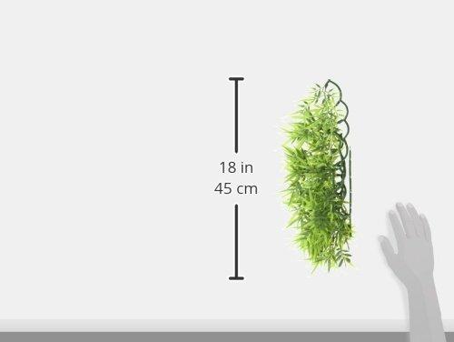 Zoo Med BU-29 Medium Madagascar Kunststoffpflanze zur Dekoration im Terrarium