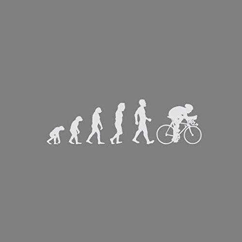 Evoluzione Bici Da Strada - Borsa Di Stoffa / Borsa Verde