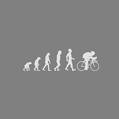 Rennrad Evolution - Herren Langarm T-Shirt Dunkelblau