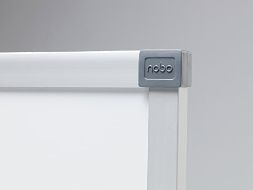 Nobo Classic Non-Magnetic Whiteboard with Aluminium Frame (1500x1000 mm)