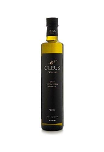 OLEUS PREMIUM Olivenöl Kaltgepresst im Test