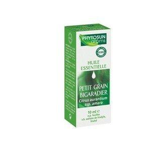 Phytosun - Huile Essentielle De Petit Grain Bigaradier - Flacon De 10 Ml