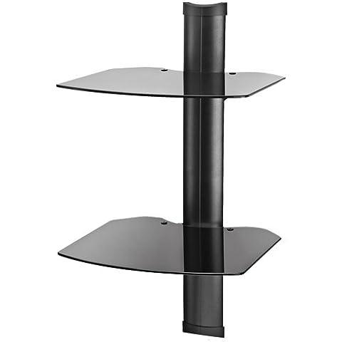 Kanto AVS1AV Component Mensola da parete