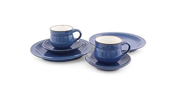 Geschirrset Friesland Ammerland Blue Porzellan Kaffeeservice oder Tafelservice