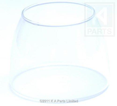 Kitchen Aid Pro Line Serie Burr Kaffeemühle Mahlwerk Austausch Glas/Bin KPCGBIN in OEM-Box
