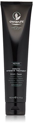 Paul Mitchell Awapuhi Wild Ginger Keratin Intensive Treatment, 1er Pack (1 x 150 ml) (Repair Treatment Intensive Deep)