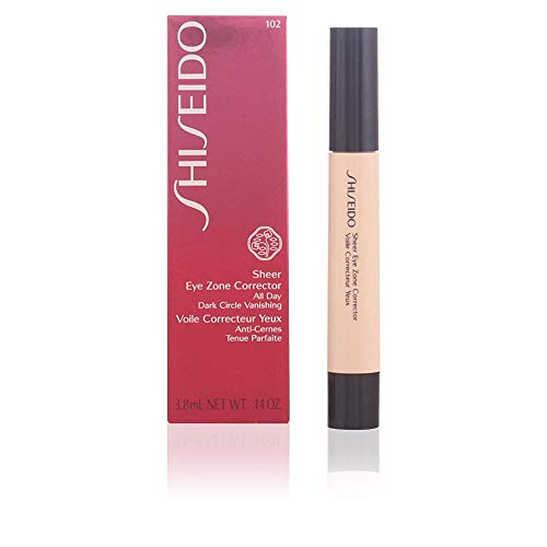 Eye Concealer (Shiseido Smk Sheer Eye Corrector 102 Light, 1er Pack (1 x 1 Stück))