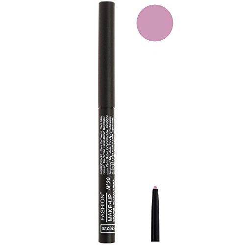 Fashion Make-Up FMU1130220 Crayon Yeux Rétractable N°20 Rose Peggy