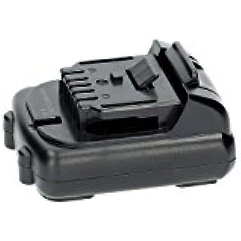 PURE⚡POWER® Batería del herramienta eléctrica DeWalt DCB120 (10.8V, 2000 mAh, Li-Ion, negro)