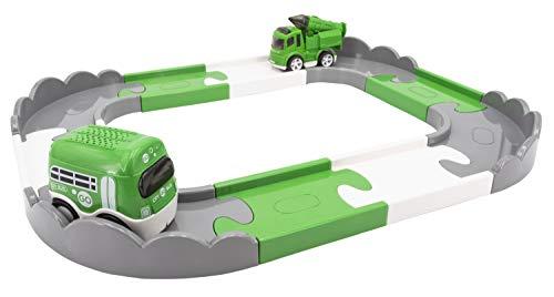 Toys Outlet DIY Track 5406367979. Rennstrecke von Autos. Militärmodell -