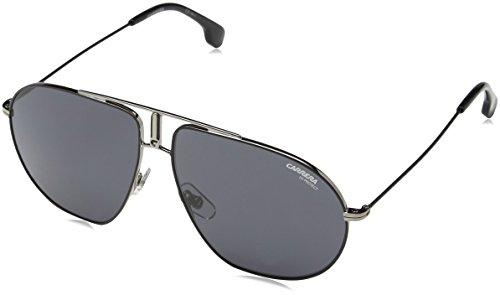 Carrera Gradient Square Unisex Sunglasses - (CARRERA BOUND TI7 60IR|60|Grey Color) image