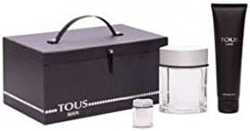 Tous man eau de toilette 100ml vapo. + after shave 150ml + mini