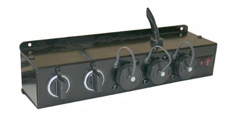 Sensor-1 S1-POWERSTRIP Power Strip for Case/John Deere/New Holland/Ford/Agco/Cat Tractors