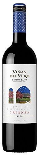 Viñas Del Vero - Vino Crianza Tempranillo Cabernet Sauvignon - Pack De 6uds X 750 Ml