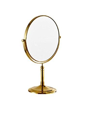 Tragbare Mini Spiegel Doppelseitige Kosmetikspiegel Schminkspiegel Bank Bad Spiegel, An Der Wand Angebrachte Falten Wc Stretching Spiegel Geeignet Für Schlafzimmer Und Bad (Größe: 125 * 335 Mm) (Bank Bad Das Tragbare)