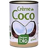 RACINES BIO Crème de Coco 400 g -