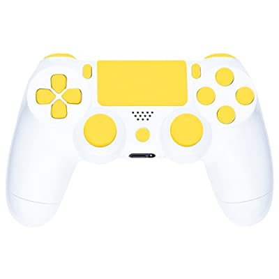 Playstation 4 Custom Controller -Arctic Yellow