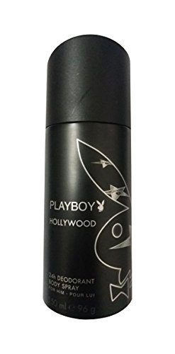 Playboy Hollywood di Playboy Profumi per uomo deodorante corpo spray/150 ml