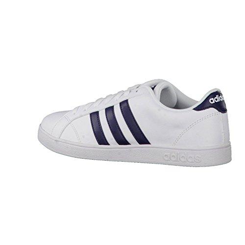 adidas neo BASELINE Baskets Hommes Blanc