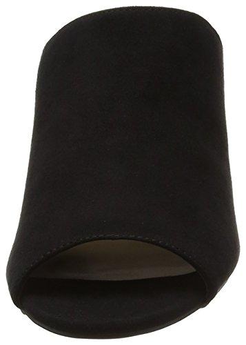 New Look - Pugs, Pantofole Donna Black (Black)