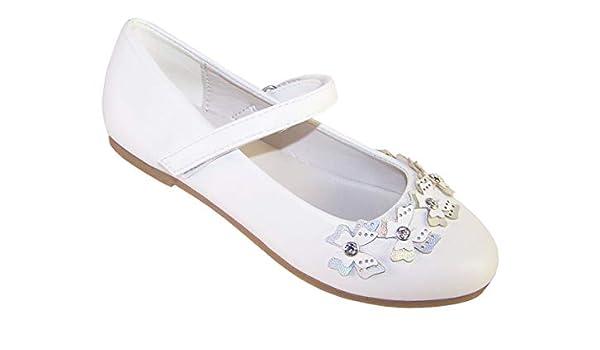 Sparkle Club Chaussures de Ballerine avec Motifs Papillons