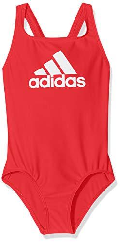 Adidas YA BOS Traje de Baño, Unisex niños, rosact, 98