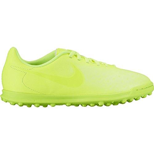 Nike 844416-777 Scarpe da Futsal, Bambini, Giallo (Volt/Volt/Barely Volt/Electric Green), 33 1/2