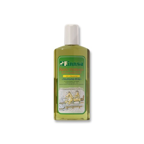 Preisvergleich Produktbild Finnsa Kräterbad Duftkonzentrat Heublume Birke 1 Liter