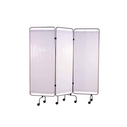 Biombo 3 paneles Epoxy Paneles 155 x 61 cm ruedas