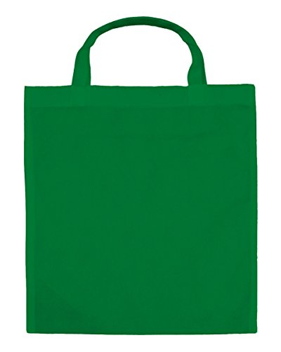 Bags By Jassz , Damen Schultertasche Dunkelgrün