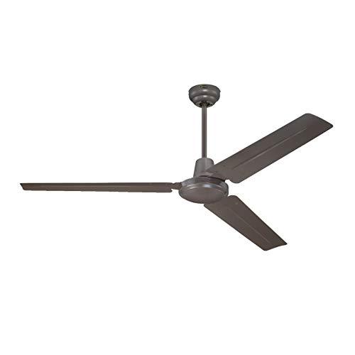 78623 Industrial 142 cm ventilatore a soffitto a tre pale, finitura espresso