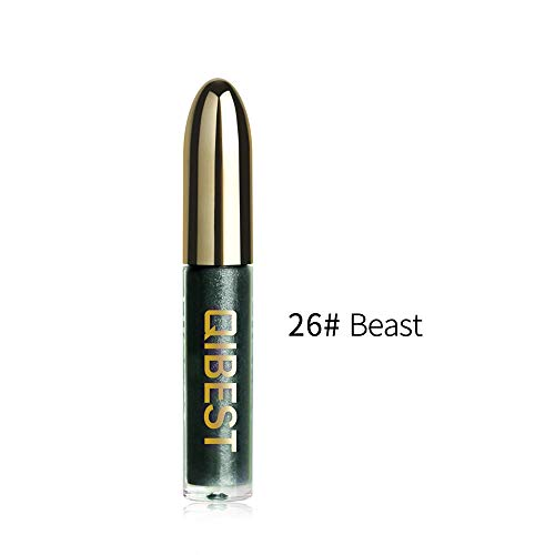 Smengg donna liquid lipstick candy gloss lucido per labbra rossetto moisturizing lip balm glitter da flip metallic(l)