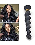 Best Grade Of Human Hair Weave - GREEMEO 18 Inches: Natural Human Hair Weave Extension Review