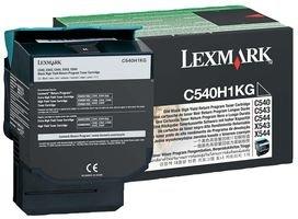 Preisvergleich Produktbild Lexmark C540H1KG Toner