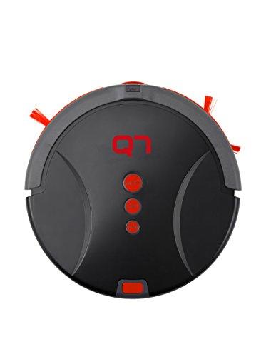 NEWTECK Robot Aspirador Q7 NL564 Negro