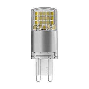 Osram LED SuperStar Special Pin, mit G9-Sockel, dimmbar, Ersetzt 32 Watt, Klar, Warmweiß - 2700 Kelvin, 1er-Pack