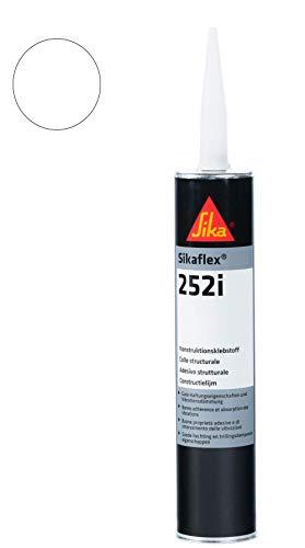 Sikaflex-252i,  Konstruktionsklebstoff, 300ml, Weiss